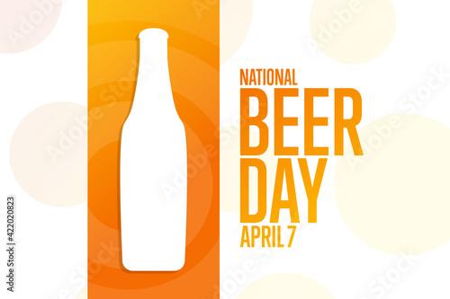 National Beer Day Fototapeta