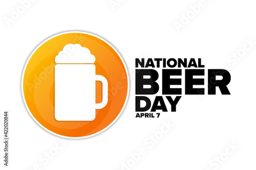 Slika na platnu National Beer Day