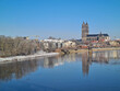 Winter in MAgdeburg