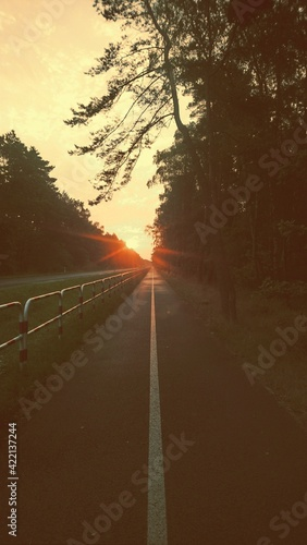 Fototapeta highway obraz