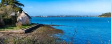 Brittany, Panorama Of The Morbihan Gulf