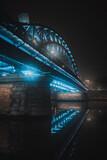 Fototapeta Fototapety do łazienki - Piłsudski Bridge