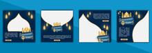 Template Instagram Post Ramadan For Islamic, Ramadan, Eid Mubarak, Template Sale