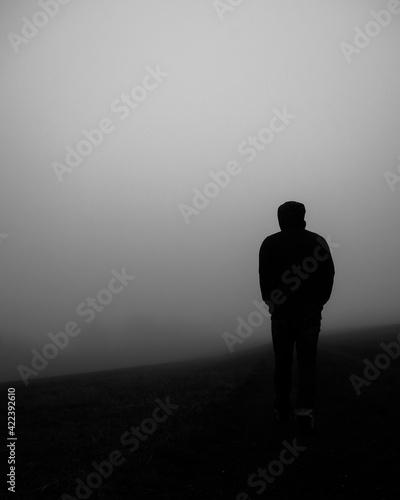 Obraz Nebel - fototapety do salonu
