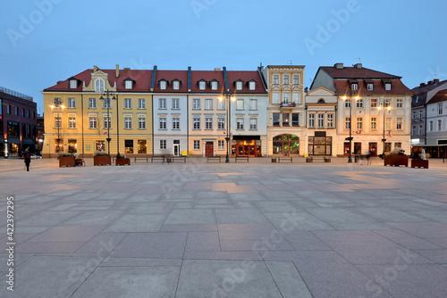 Fototapeta Stary Rynek w Bydgoszczy. obraz