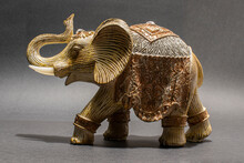 Small Elephant Statue