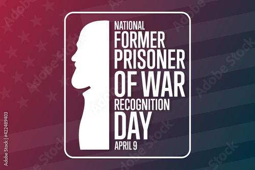 National Former Prisoner of War Recognition Day Fototapet