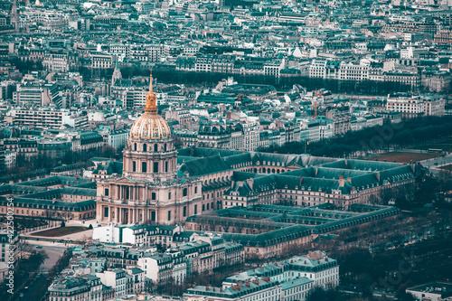 Romantic destination - Paris, France