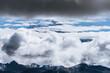 Namcha Barwa Peak in the clouds