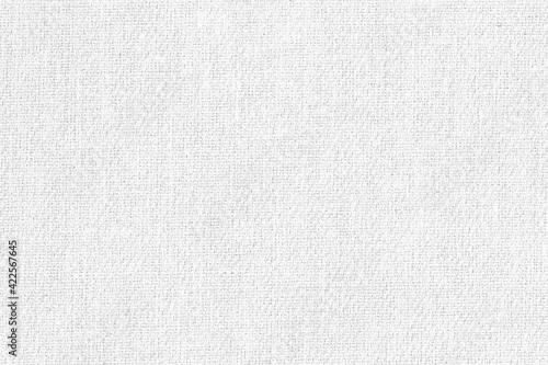 Fototapeta white fabric texture obraz