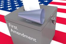First Amendment Concept