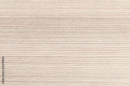 Fototapeta Deska w kolorze jasnego dębu lub klonu. Struktura drewniana. obraz