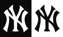 New York Yankees MLB Logo Vector File