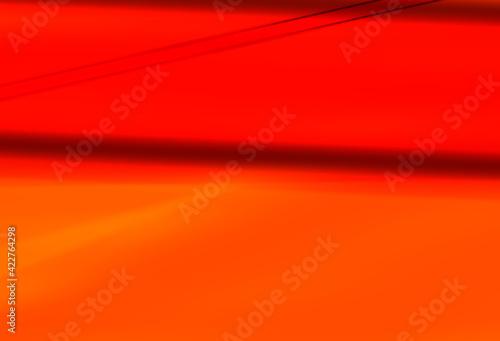 Fototapeta yellow and orange andred gradient with dark black shadows obraz