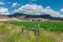 The Prairie And Buffalo Bill State Park, Cody, Wyoming, USA.