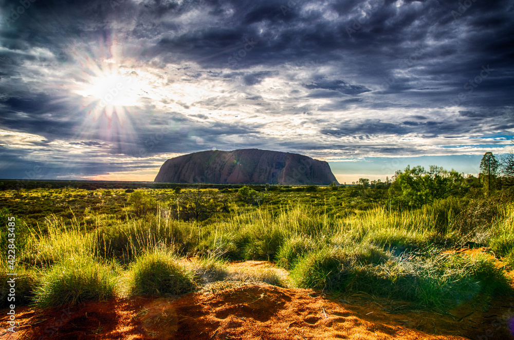 Fototapeta Uluru