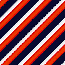 Diagonal Multicolored Stripes. Abstract Background.