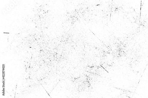Fototapeta Grunge white and black wall background.Abstract black and white gritty grunge background.black and white rough vintage distress background. obraz