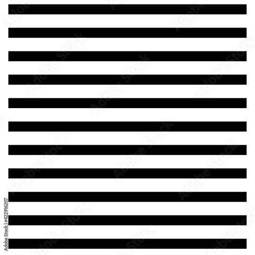 Obraz Simple lines, stripes, hatching basic geometric vector element - fototapety do salonu
