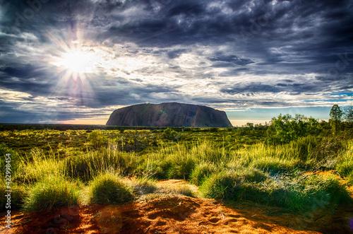 Fototapeta Uluru obraz
