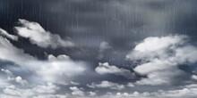 雲 雨雲 梅雨 風景