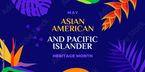 Fotografia Asian American and Pacific Islander Heritage Month