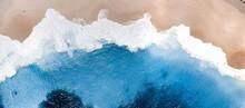 Waves On The Beach
