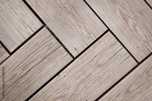 Obraz na plátne Background from wooden boards