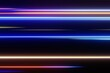 Abstract technology light trial high speed digital network background 3D rendering