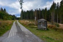 Grünes Band Ehemalige Innerdeutsche Grenze Im Harz