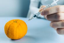 Arance Geneticamente Modificate