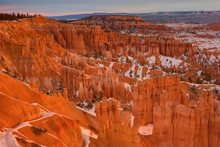 Bryce Canyon National Park: Sunrise From Sunset Point