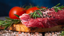 Beef Steak Raw Beef Vegetables Background Sale Meat Banner Meat Shop Cooking Recipes