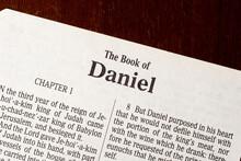 Daniel Title Page Close-up