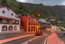 Hermingua At Vallehermoso Municipality At La Gomera, Canary Islands, Spain