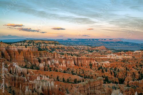Tela Bryce Canyon National Park,