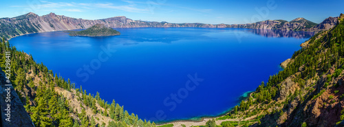 Photo Crater Lake