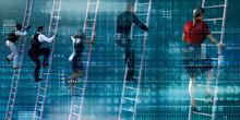 Climbing The Corporate Ladder