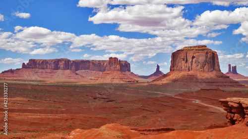 Photo Monument Valley Tribal Park viewpoint