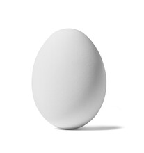 Egg Food White Breakfast Ingredient Background Protein Isolated Chicken Healthy Easter Organic Eggshell