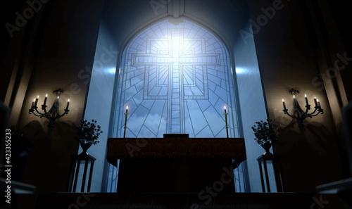 Fotografija Church Altar