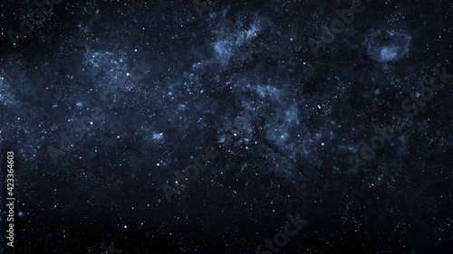 Fototapeta background with stars obraz