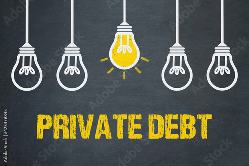 Foto Private Debt
