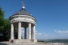 Aeolian Harp Pavilion (monument Of History And Architecture, 1831). Pyatigorsk, Stavropol Krai, Caucasus, Russia.