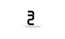 32 3Z  23 Z3 Abstract Initial Monogram Letter Alphabet Logo Design