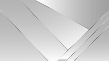 Luxury Futuristic Silver Backround