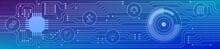 Banner Zum Thema: Endpoint Detection And Response. Grafische Darstellung Mit Icons.