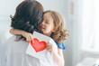Leinwandbild Motiv Happy mother's day