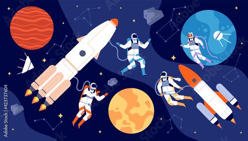 Tela Space explorer set