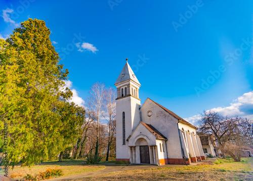Reformed (Calvinist) church in Novi Sad, Serbia